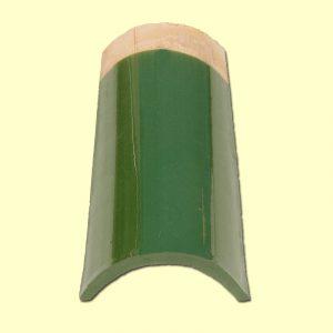 Teja Esmaltado Verde